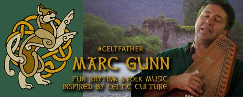 Marc Gunn - Fun Celtic Music