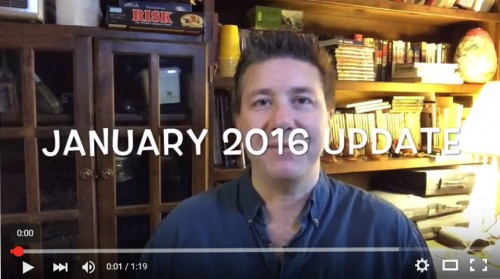 Watch the Short January 2016 Update