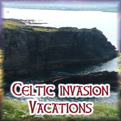 Celtic Invasion Vacations of Wales in 2014