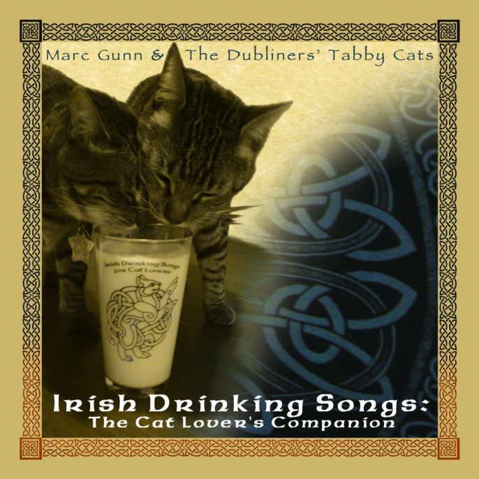 Irish Drinking Songs: The Cat Lover's Companion CD