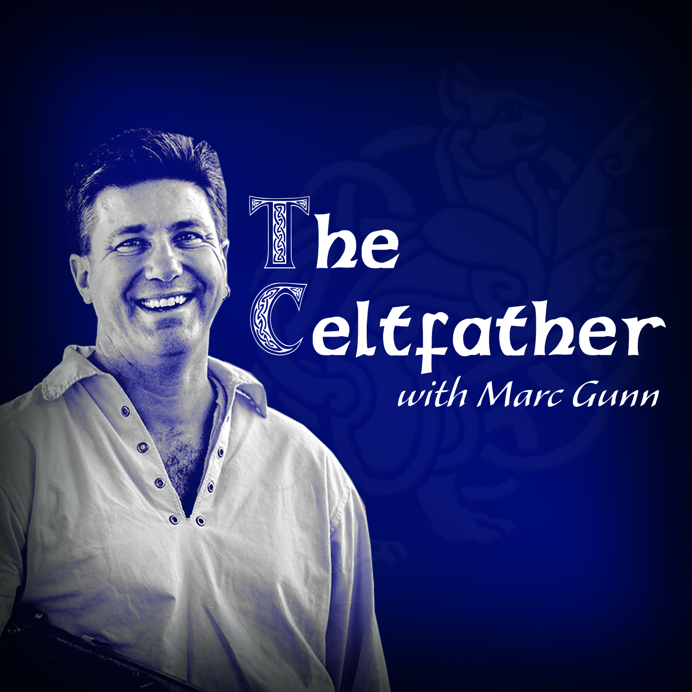 New Logo for The Celtfather Podcast