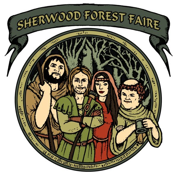 Castle Building Dreams Come True with Sherwood Forest Faire's George Appling