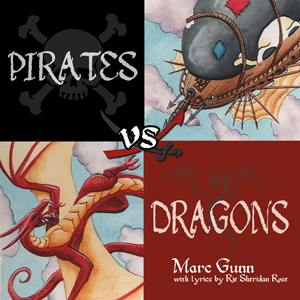 Pirates vs. Dragons: Cutthroats