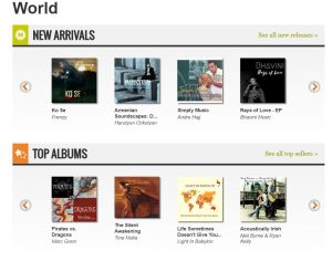 Pirates vs. Dragons was also the #1 World Music Album on CD Baby Today!