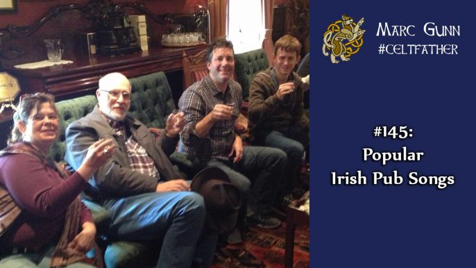 Pub Songs #145: Popular Irish Pub Songs & Van Morrison