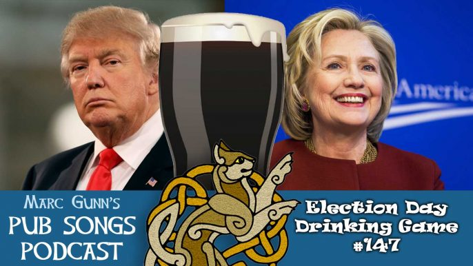 Election Day Drinking Game #147
