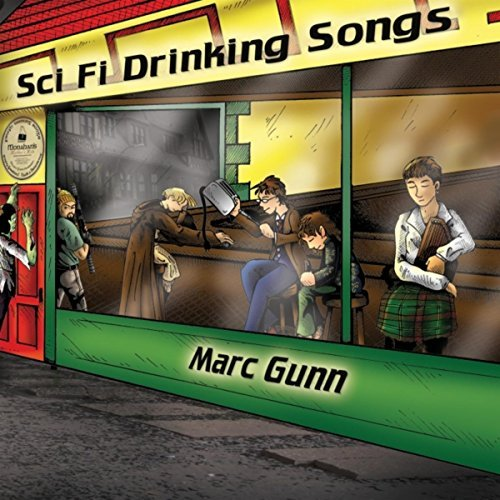 Sci Fi Drinking Songs (Album)
