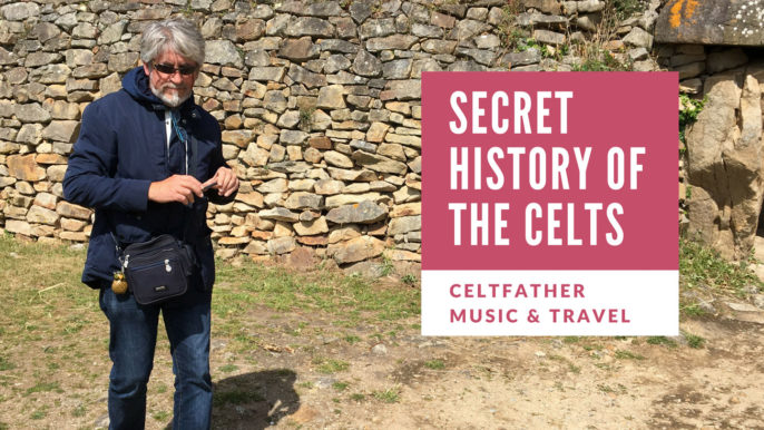 Celtfather News:  Hobbit Stories & Savings, Indiana Show, Secret History of the Celts