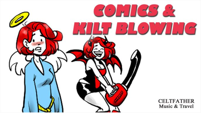CF #233: Comics and Kilt Blowing with Jennie Breeden
