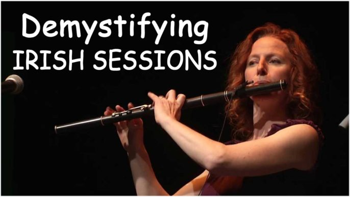 CF #234: Demystifying Irish Sessions with Shannon Heaton