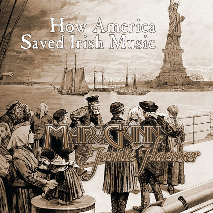 How America Saved Irish Music (Album)