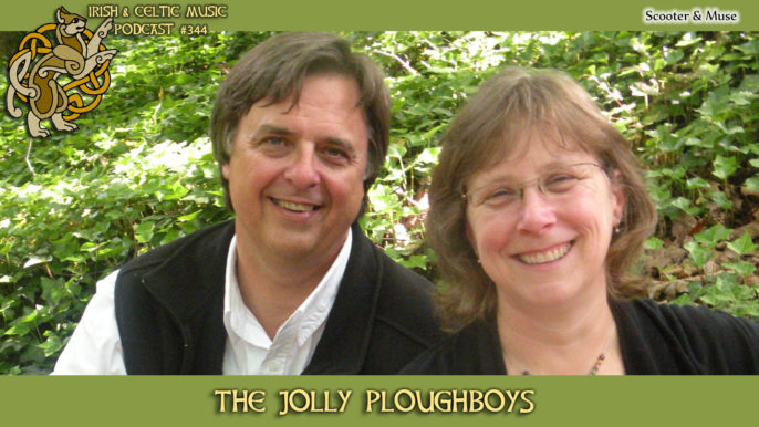 Irish & Celtic Music Podcast #344: The Jolly Ploughboys